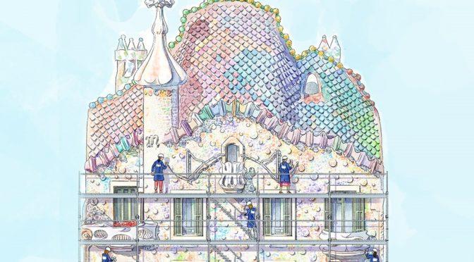 Restauro di Casa Batlló, quando la vacanza diventa esperienza