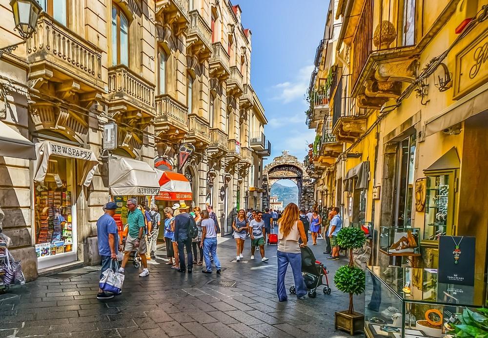 Turismo in Italia - Sicilia