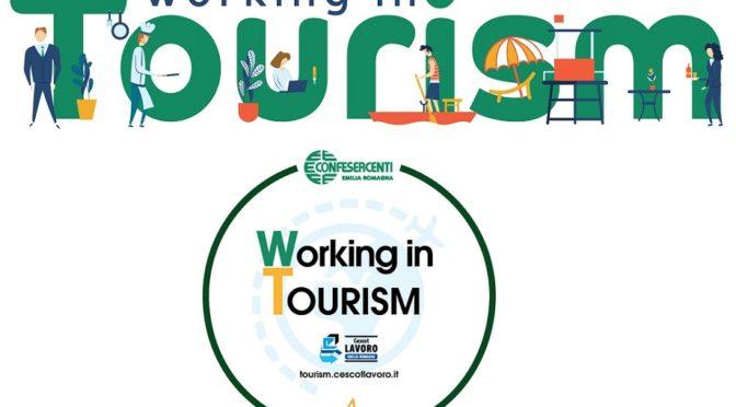 Working in Tourism, il grande evento per chi cerca lavoro nel turismo